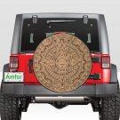Maya Aztec Pattern Cover Car Suv Covers Best Top most Popular Spare Tire Covers Wheel Protectors
