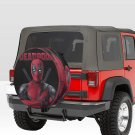 Deadpool hero Tire Cover Car Suv Covers Best Top most Popular Spare Tire Covers Wheel Protectors