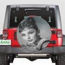 Classic Audrey Hepburn Tire Cover Car Covers Best Top most Popular Tire Covers Wheel Protectors