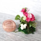 Hydrangea-miniature Hydrangea-Fairy Garden-artificial flower-Dollhouse plants