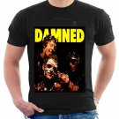 The Damned – Damned Damned Damned TSHIRT ROCK BAND MOST POPULAR MUSIC ADULT TEE UNISEX SHIRTS