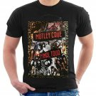 Motley Crue The Final Tour BAND MUSIC ROCK T-SHIRT ALBUM MOST POPULAR MUSIC ADULT TEE UNISEX SHIRTS