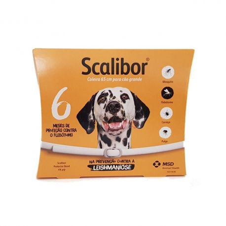 Scalibor Flea Tick Dog Protection Collar 65 cm Length Protect