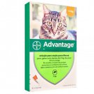 Advantage Flea Treatment for Cats up 8lb by bayer