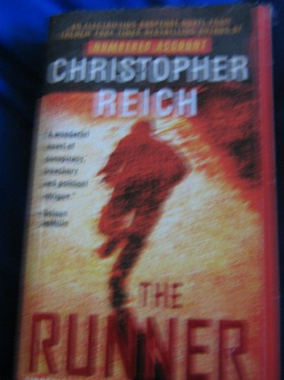 The Runner ~ Christopher Reich ~ 2000~ PB ~ thriller suspense