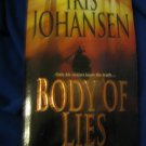 Body Of Lies ~ Iris Johansen ~ 2002 ~ suspense thriller