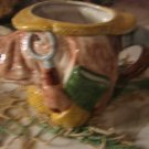 DARLING~ Sherlock Hound Detective Cup ~ Fitz Floyd 1994