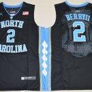 20119 North Carolina Tar Heels Joel Berry II 2 College Basketball Jersey Black