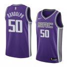 2019 MenS Zach Randolph Jersey Sacramento Kings #50 Icon Edition