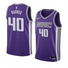 2018-2019 MenS Harrison Barnes Jersey Sacramento Kings #40 Icon Edition