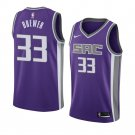 2019 MenS Corey Brewer Jersey Sacramento Kings #33 Icon Edition