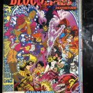 DC Comics BloodLines Deathstorm #1 1993