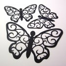 Butterflies - Die Cuts Scrapbooking