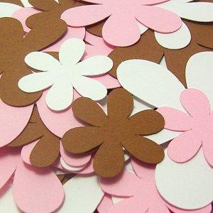 Neapolitan Paper Flowers - Die Cuts Scrapbooking