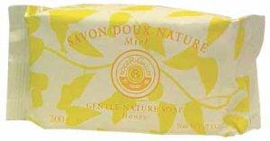 5 Roger Gallet Doux Nature Honey Guest Soaps