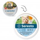 Bayer Seresto Flea and Tick Collar for Cat 8 Month Protection