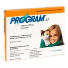 Program for Small Cat and Kittens Weight 1-10 lbs (0.5-4.5 kg)