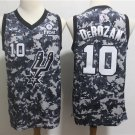 Men's San Antonio Spurs 10# DeMar DeRozan camouflage Basketball Jersey S-2XL
