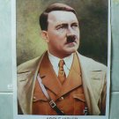 Adolf Hitler portrait on canvas