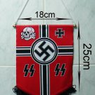 pennant . WAFFEN SS.. 3 Reich.