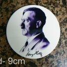 Adolf Hitler portrait on ceramic