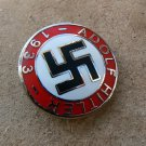 Adolf HITLER THIRD REICH. Party member badge