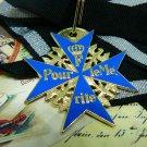 WW1 Pour le Mérite.Blauer Max,medal