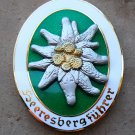 badge of the Wehrmacht mountain guide. Third Reich. mountain troops
