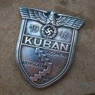 Kuban 1943 Battle Shield  Germany Nazi 3 Reich