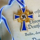 Cross of Honour of the German Mother Gold