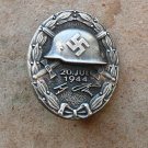 Wound Badge Of 20 July 1944 (Silver)