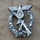 Infantry Assault Badge (Silver)prototype.WWII GERMAN Army