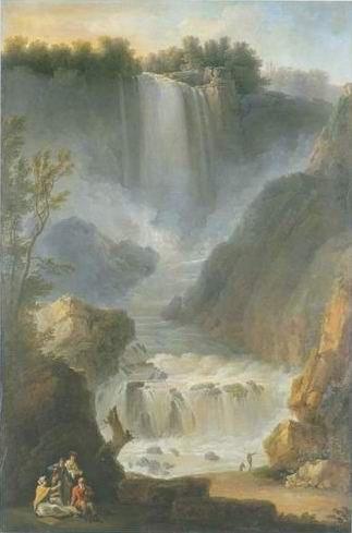 Michael Wutky -  THE MARMORE WATERFALL