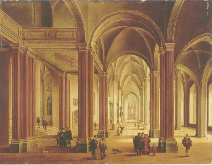 Johann Ludwig ernst morgenster - GOTHIC CATHEDRAL