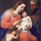 Jacopo Amigoni  - THE HOLY FAMILY WITH THE INFANT SAINT JOHN THE BAP