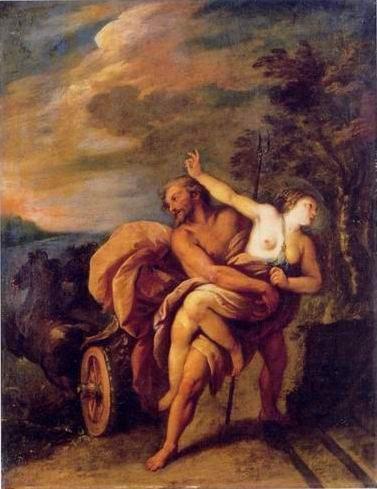 Carlo Francesco Nuvolone - THE RAPE OF PROSERPINE