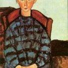 Amedeo Modigliani - SITTING LADY