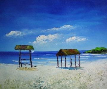 Emiliano Estabana - Asian Beach Front!