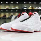 Men's Jordan AJ 13 Retro Basketball Shoes History of Flight