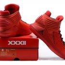Men's Jordan AJ 32 XXXII Basketball Shoes Rosso Corsa