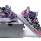 Men's Kyrie Irving Kyrie 5 Basketball Shoes Starry Sky