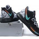 Men's Kyrie Irving Kyrie 5 Basketball Shoes Print Gradient