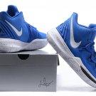 Men's Kyrie Irving Kyrie 5 Basketball Shoes Duke Blue Devil