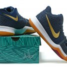 Men's Kyrie Irving Kyrie 3 Basketball Shoes Navy Blue