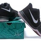 Men's Kyrie Irving Kyrie 3 Basketball Shoes Black White Starter