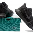 Men's Kyrie Irving Kyrie 3 Basketball Shoes Black Knight