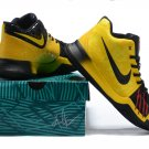 Men's Kyrie Irving Kyrie 3 Basketball Shoes Bruce Lee
