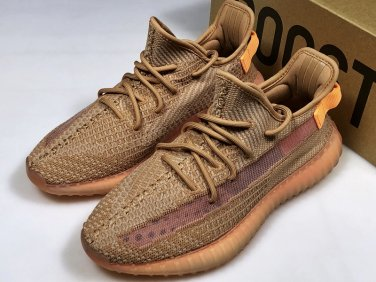 finest selection 0f440 a4ee9 Men's/Women's/Youth Yeezy Boost 350 V2 Clay Running Shoes Americas Limited