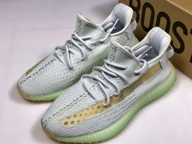 reputable site 9fc89 fac21 Men's/Women's/Youth Yeezy Boost 350 V2 Hyperspace Running Shoes Asia Limited