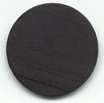 1/2 inch Round Adhesive Magnets * Perfect for MAC Pressed Pigment Pans